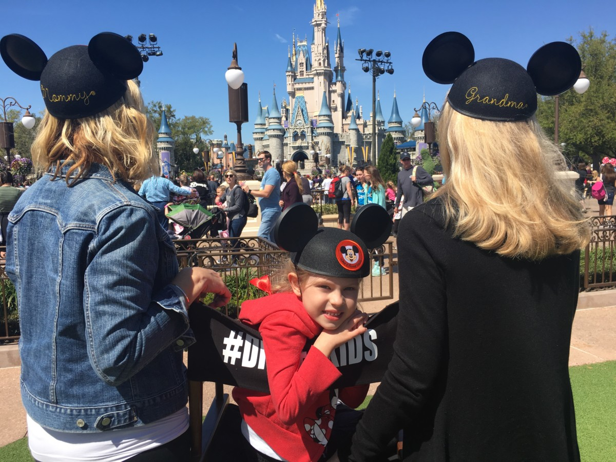 Multi-generational travel to Walt Disney World Resort 7