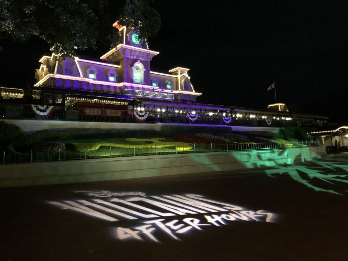 The NEW #VillainsAfterHours Event at Magic Kingdom! (photos, video) #ad 12
