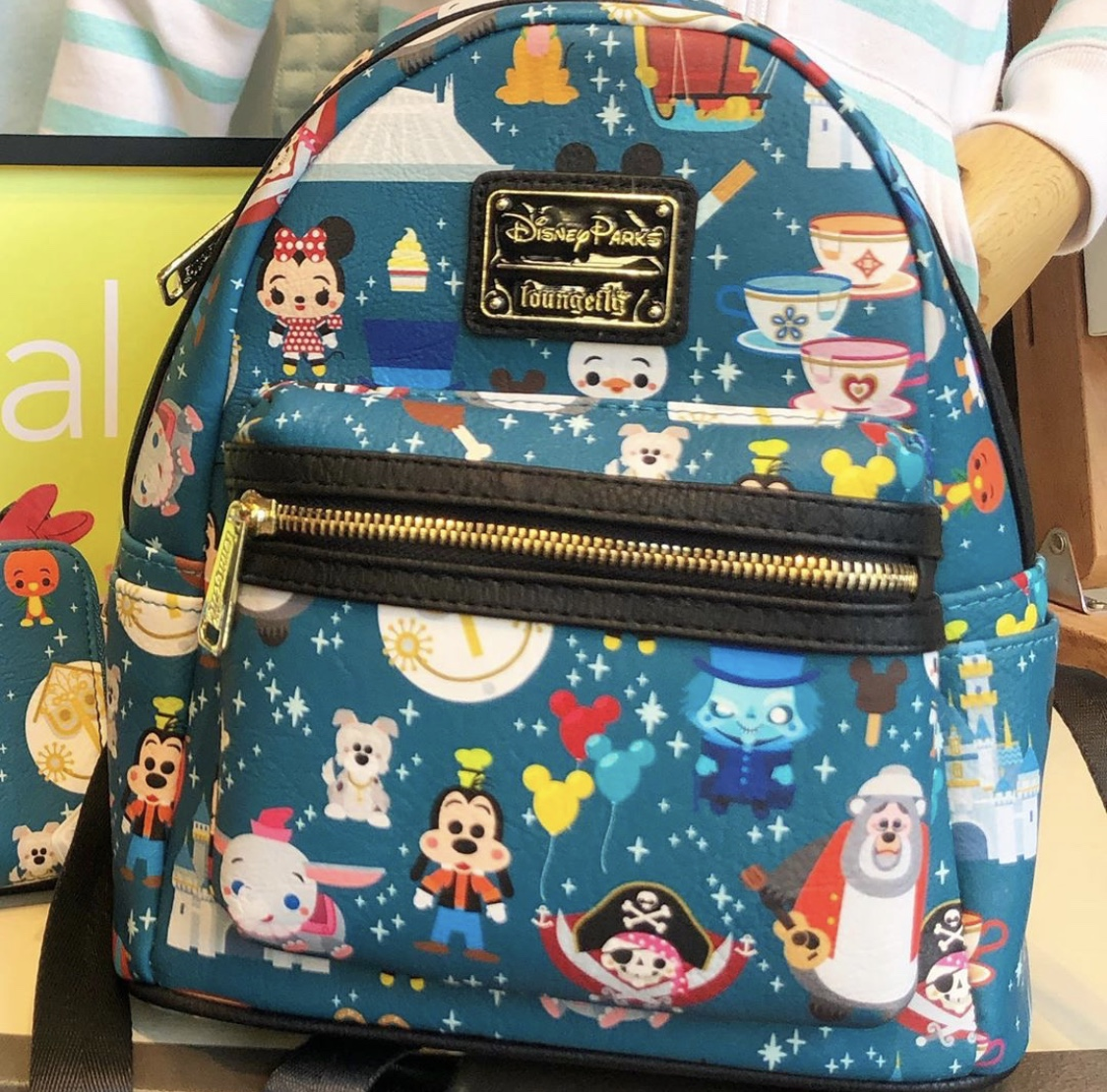 New Disney Parks Themed Backpacks from #Loungefly 40