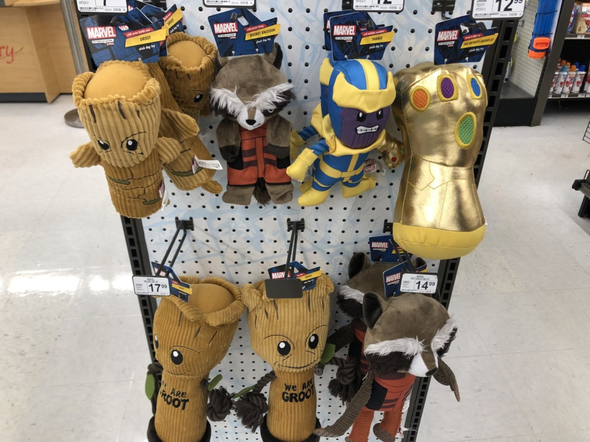 Avengers Fun at PetSmart! 2