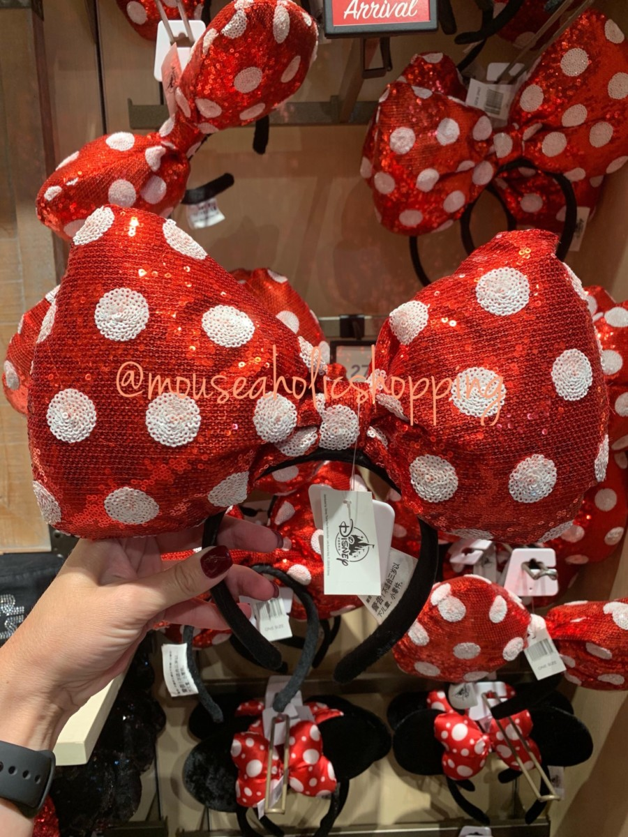 New Oversized Minnie Bow Headbands! #disneystyle 1
