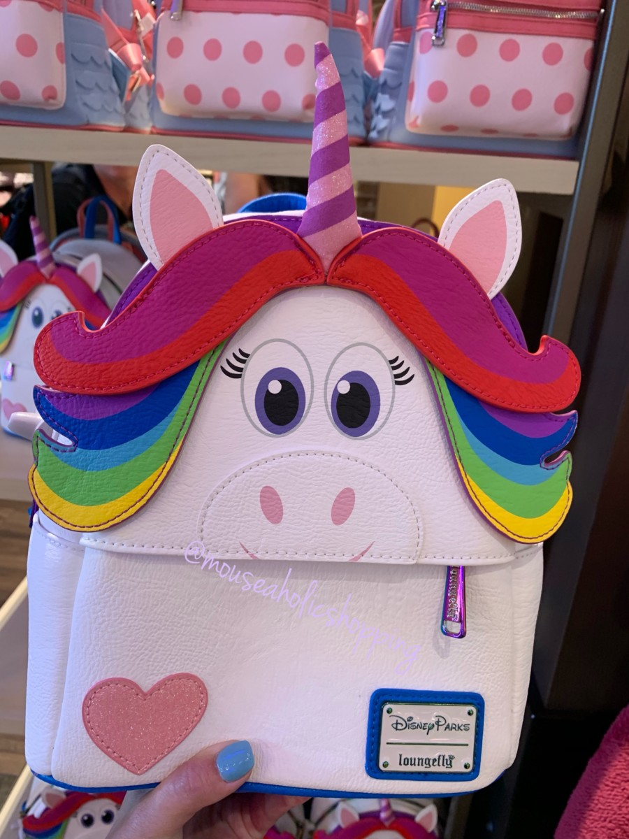 New Rainbow Unicorn Backpack Is Something Right Out Of Your Dreams 8