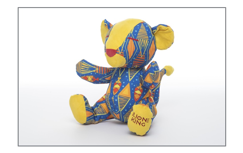 Special Edition Plush Supporting The Wildlife Conservation Network's (WCN) Lion Recovery Fund (LRF) Now Available At Disney's Animal Kingdom 6