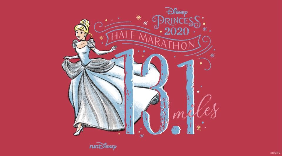 A charming set of runDisney race themes for the Princess half marathon weekend in February 2020 5