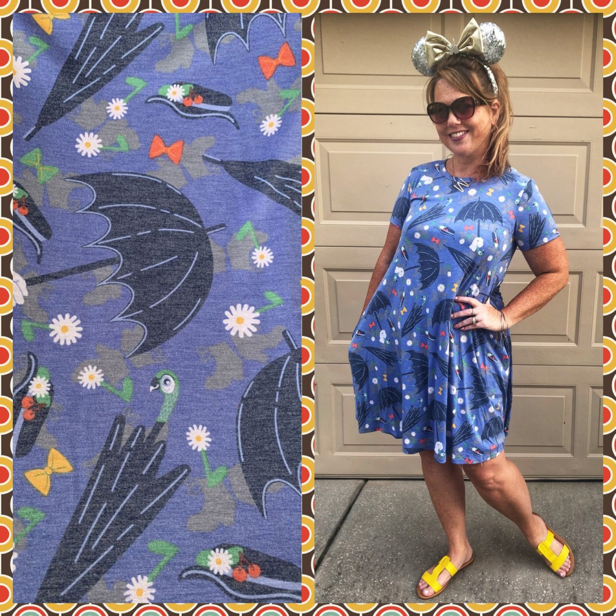 NEW Disney Style! Magically Themed Dresses & Leggings! 7