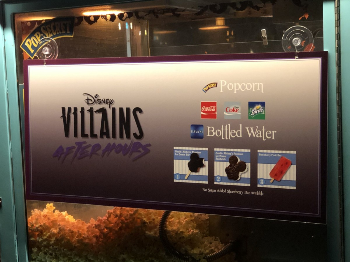 The NEW #VillainsAfterHours Event at Magic Kingdom! (photos, video) #ad 8