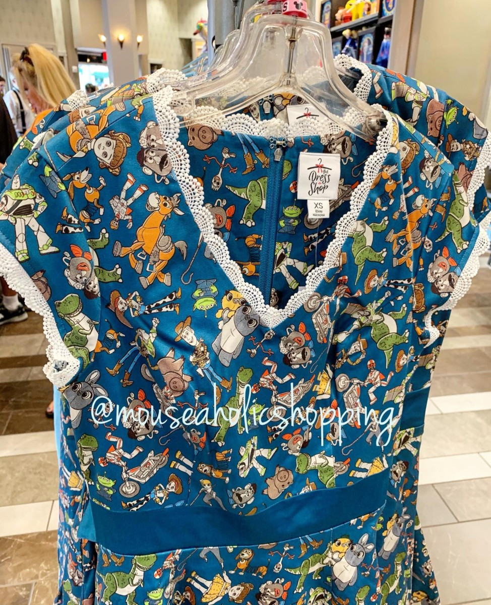 You've got a friend in me, Disney with these new toy story 4 Dooney and Bourke bags and more! 8