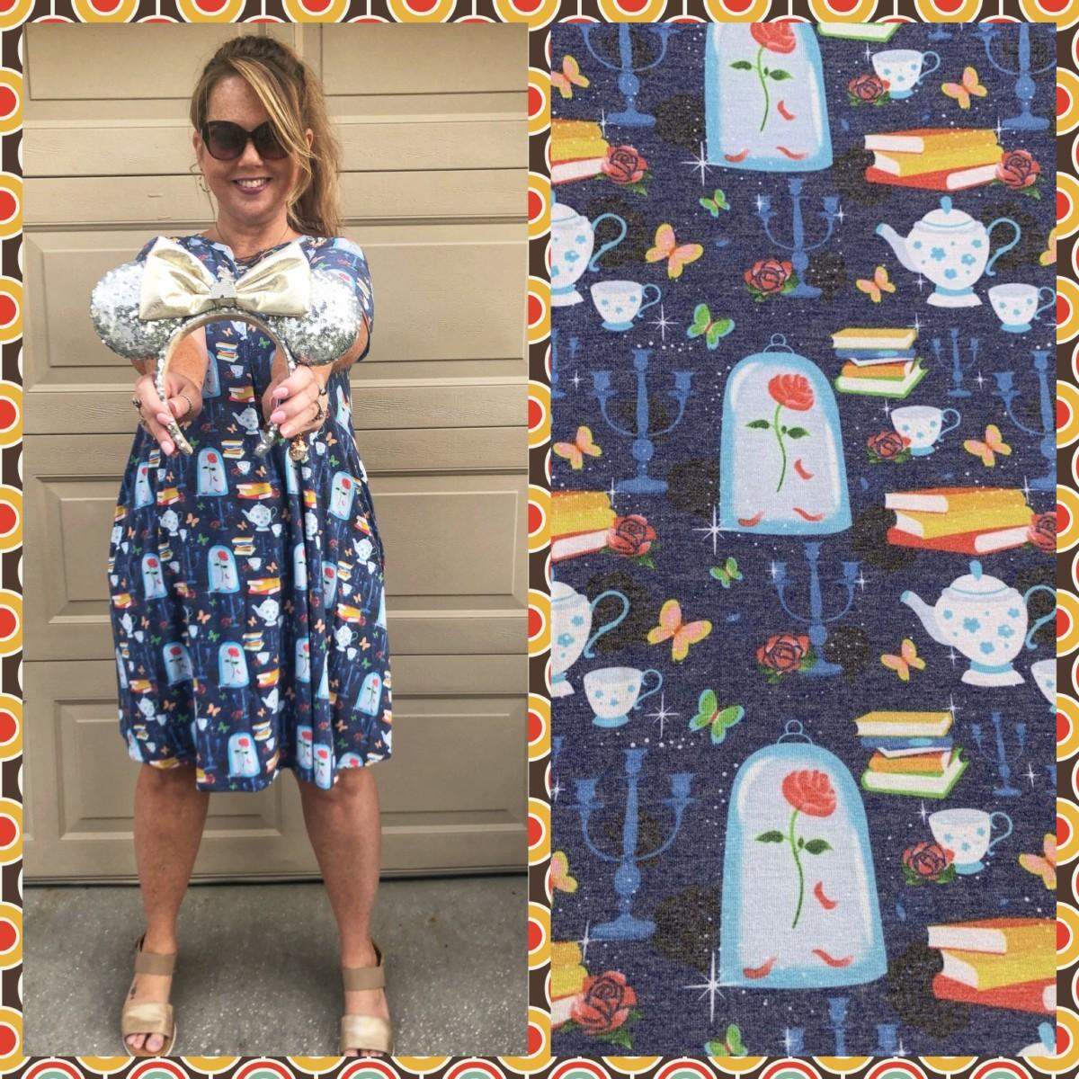 NEW Disney Style! Magically Themed Dresses & Leggings! 2