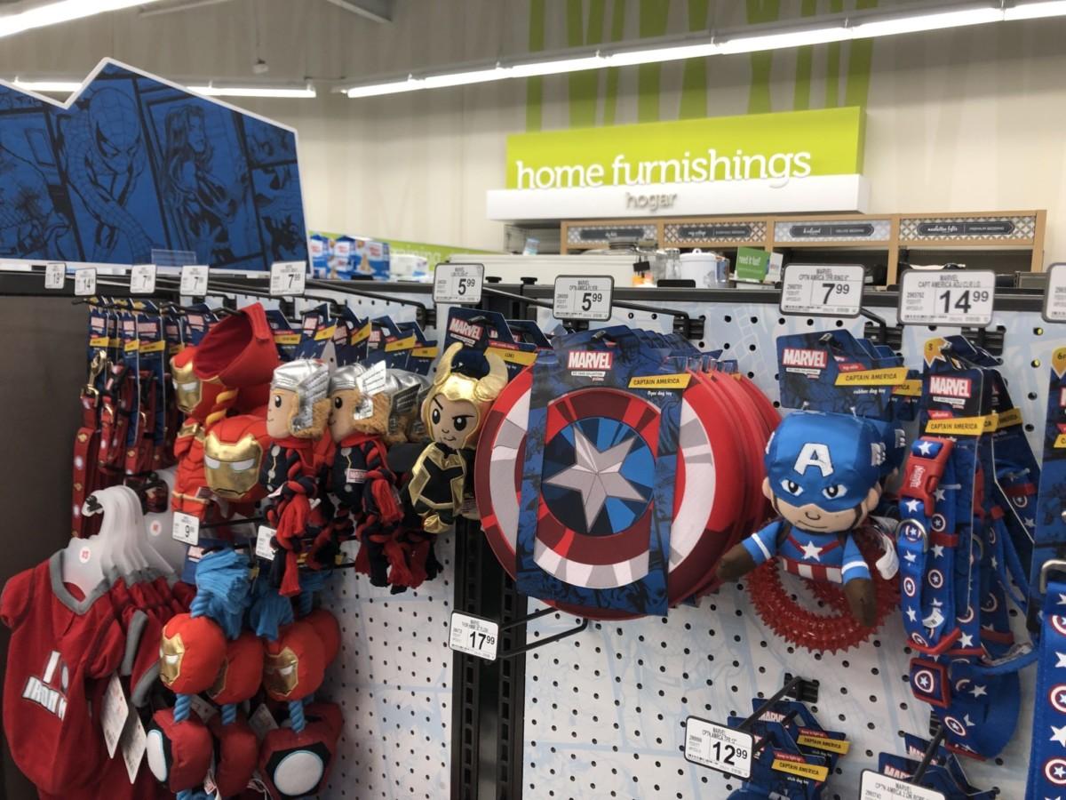 Avengers Fun at PetSmart! 6