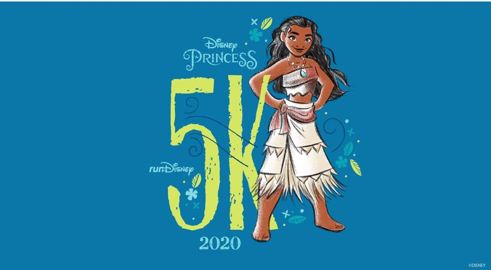 A charming set of runDisney race themes for the Princess half marathon weekend in February 2020 3
