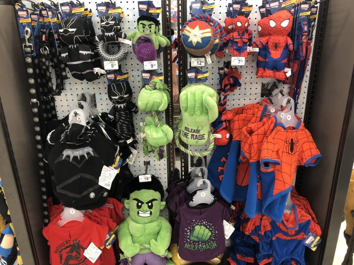 Avengers Fun at PetSmart! 1