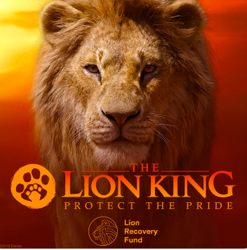 "The Lion King ""Protect the Pride"" Campaign 2"