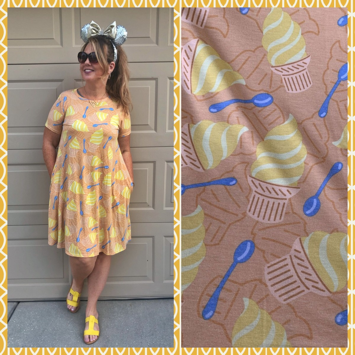 NEW Disney Style! Magically Themed Dresses & Leggings! 3