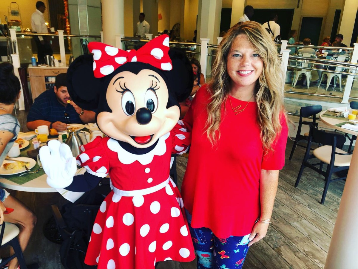 Character Breakfast at the Letterpress, Hilton Buena Vista Palace, Disney Springs! #theartofvacation 16