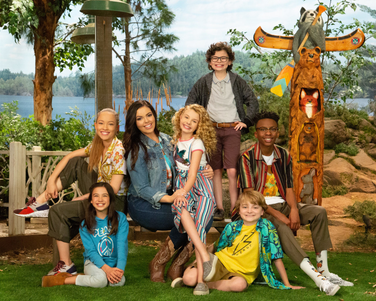 DISNEY CHANNEL AND DISNEY JUNIOR STARS TO MEET FANS EVERY DAY AT DISNEY'S D23 EXPO 2019 IN ANAHEIM, AUGUST 23–25 10