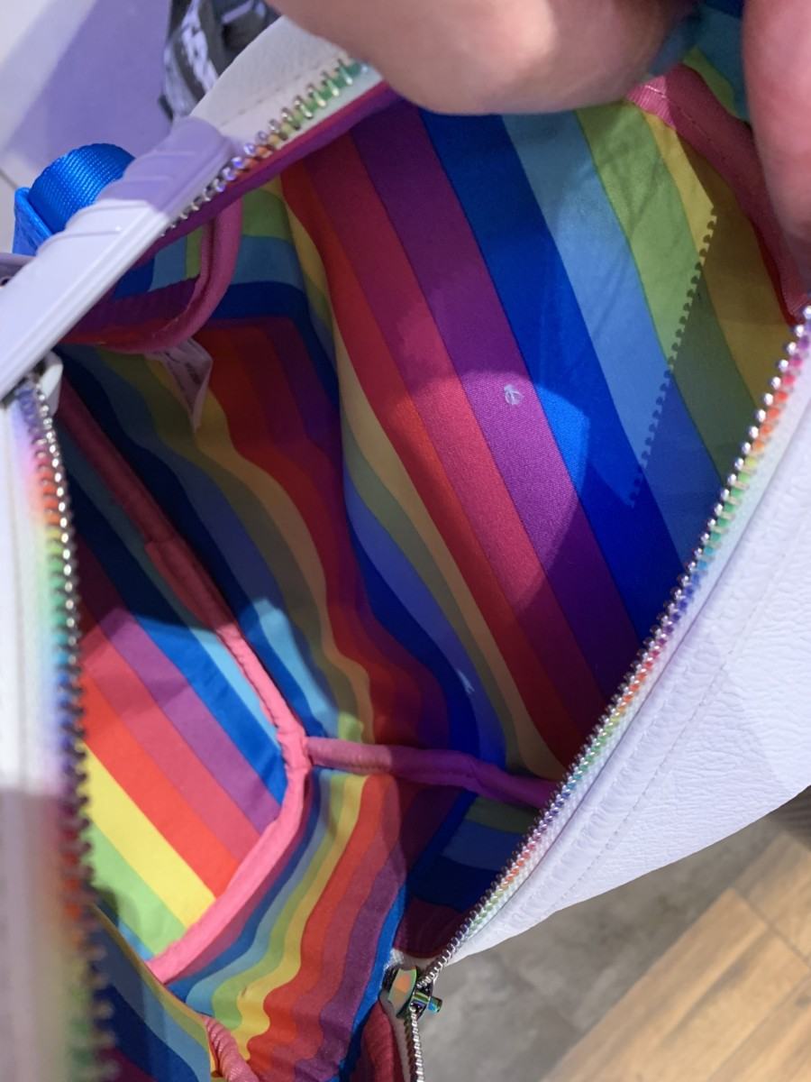 New Rainbow Unicorn Backpack Is Something Right Out Of Your Dreams 4
