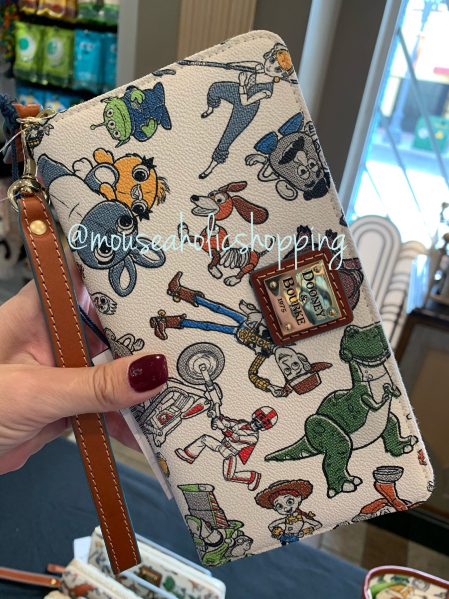 You've got a friend in me, Disney with these new toy story 4 Dooney and Bourke bags and more! 2