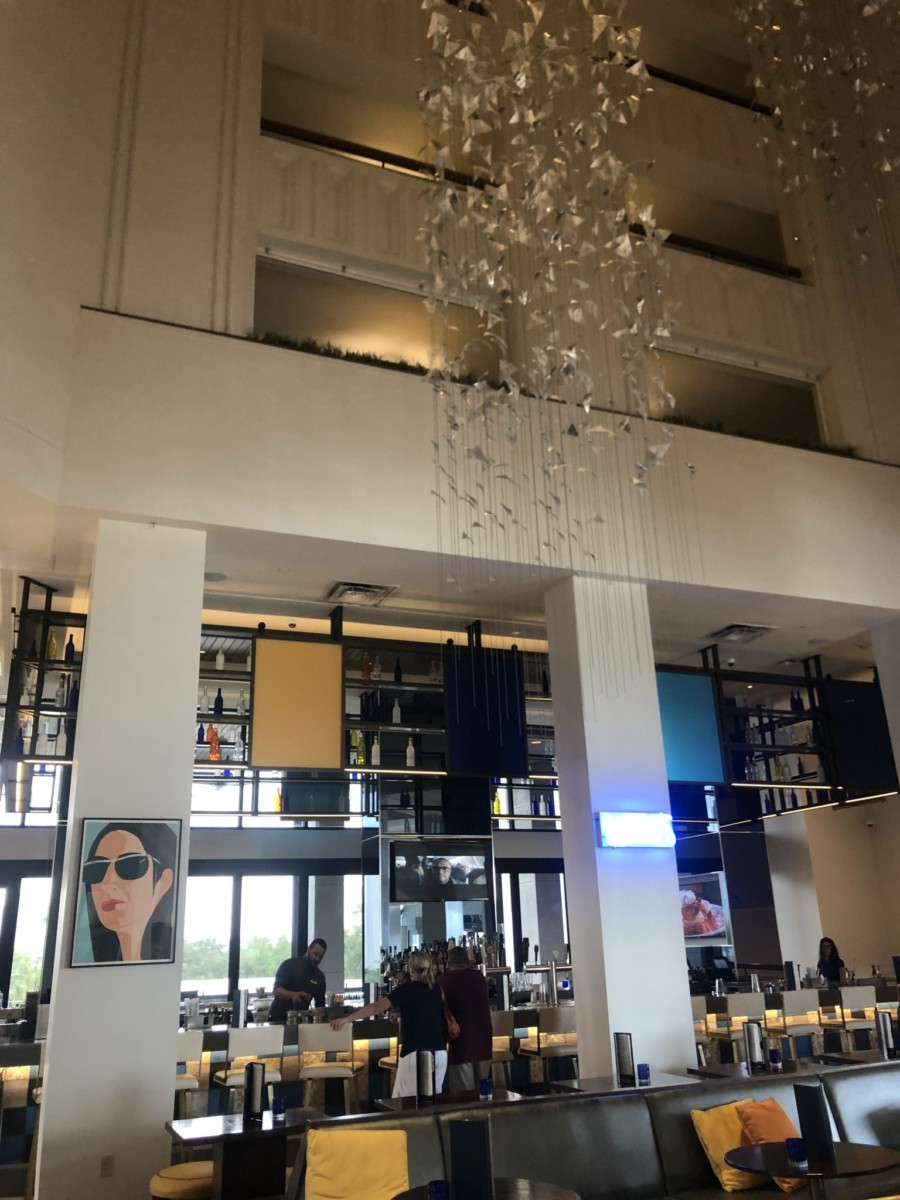 Check Out the Beautiful Hilton Buena Vista Palace, Disney Springs. Photos and Video! #theartofvacation 2