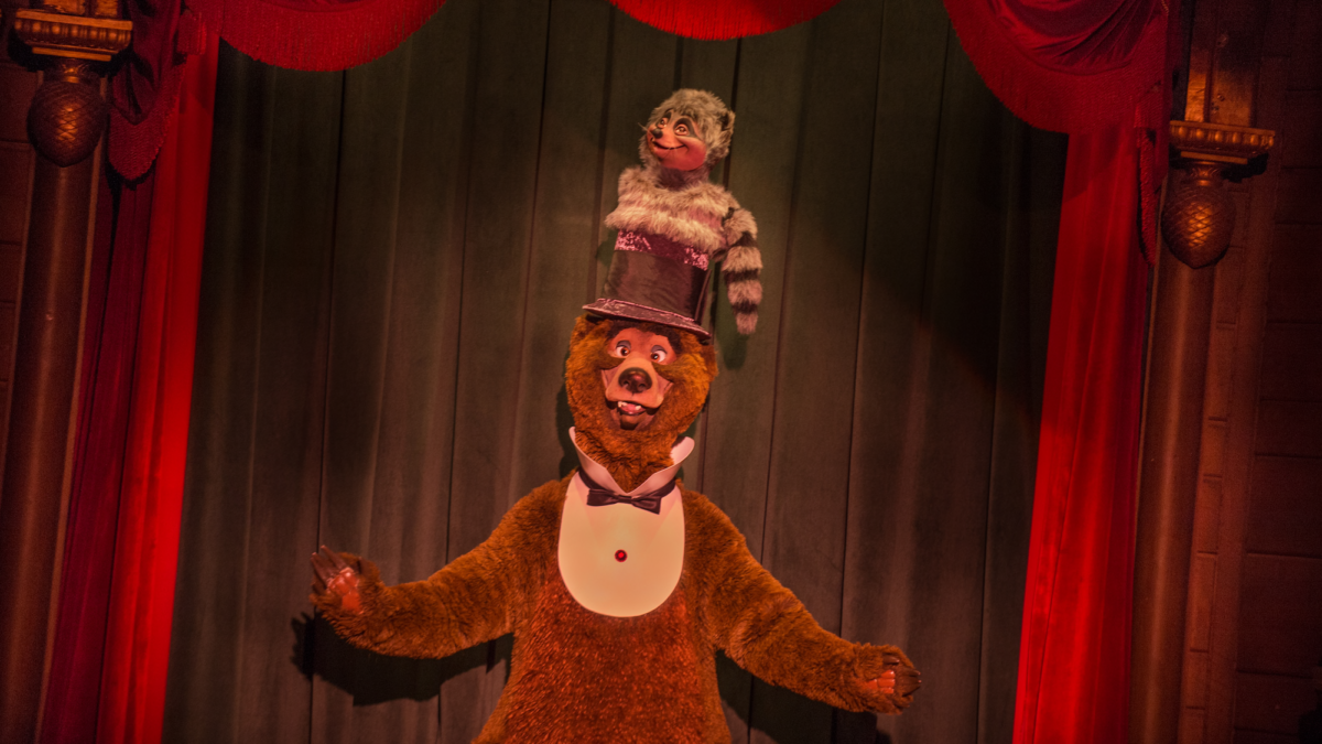 All About The Country Bear Jamboree 3