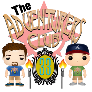 The Adventurers Club 33 Podcast