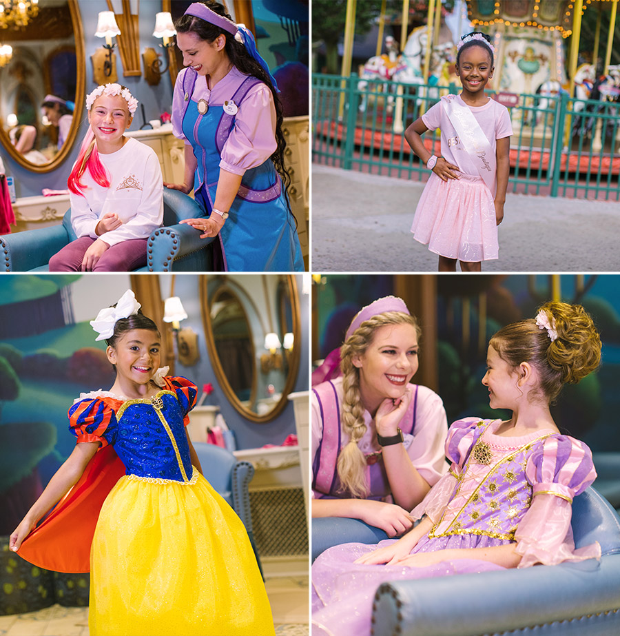 Reservations Now Available for Bibbidi Bobbidi Boutique at Disney's Grand Floridian Resort & Spa – Opening Aug. 6 2