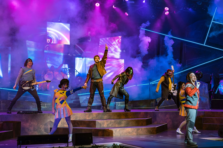 'Guardians of the Galaxy – Awesome Mix Live!' Returns to Epcot 3
