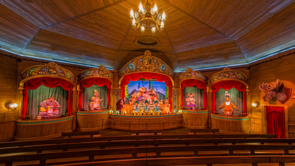 All About The Country Bear Jamboree 4