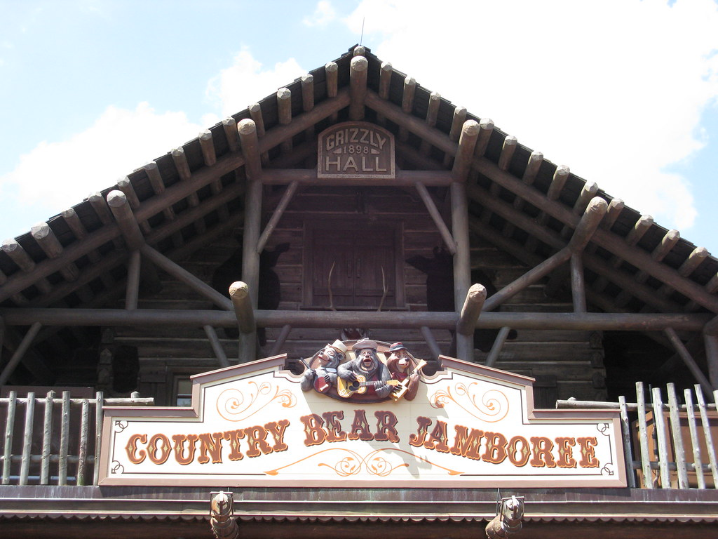 All About The Country Bear Jamboree 2