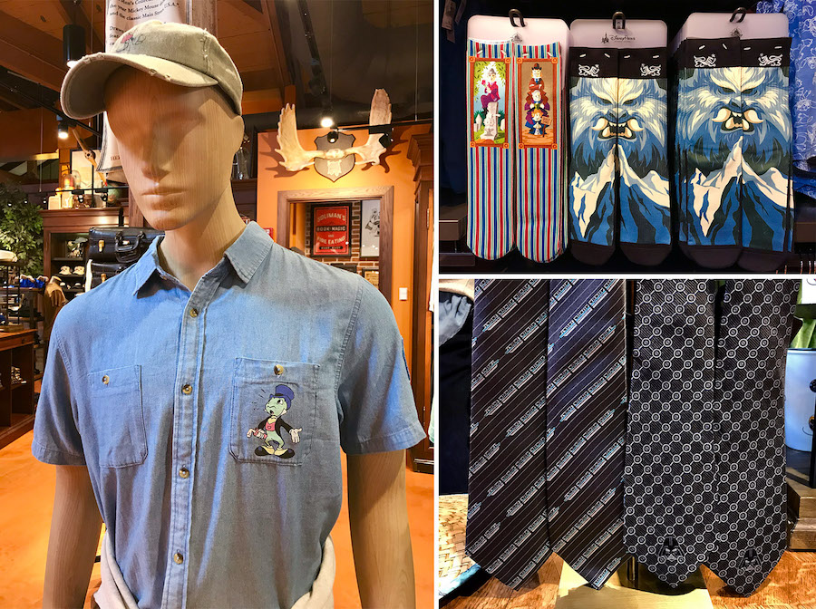Clothing for Men from Disney Springs