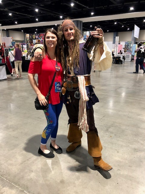GalaxyCon Richmond 2019 4