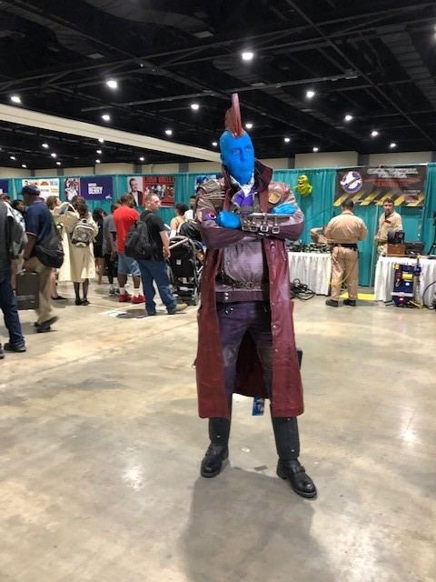 GalaxyCon Richmond 2019 8