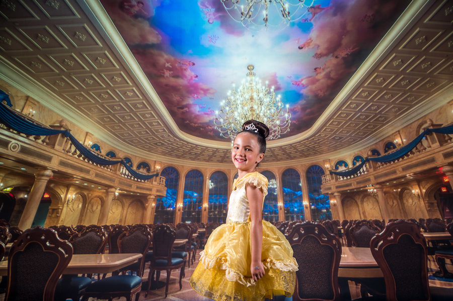 Top 10 Virtual Backdrops at the Disney PhotoPass Studio at Disney Springs 2