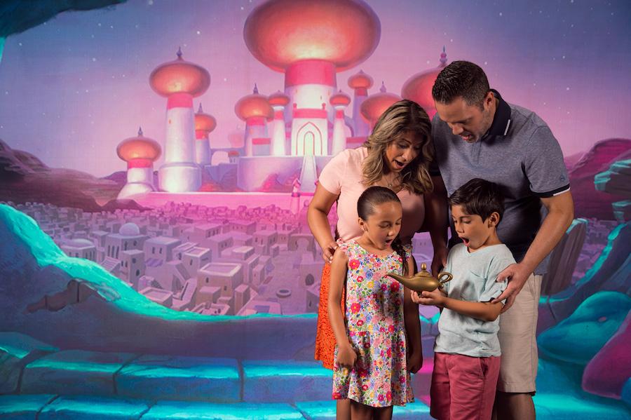 Top 10 Virtual Backdrops at the Disney PhotoPass Studio at Disney Springs 9
