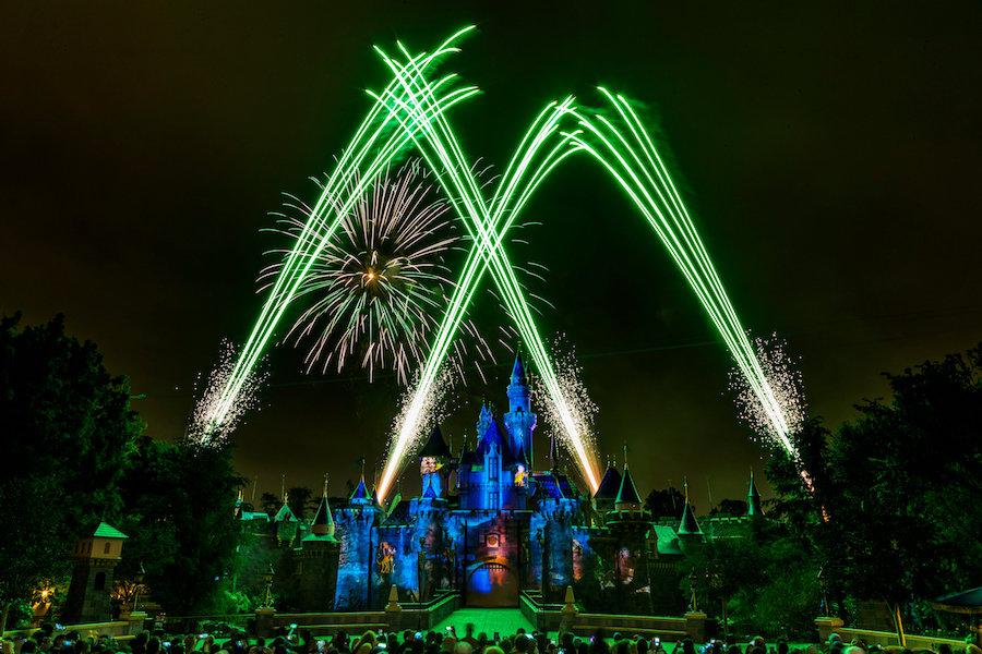 """Disneyland Forever"" at Disneyland Park"
