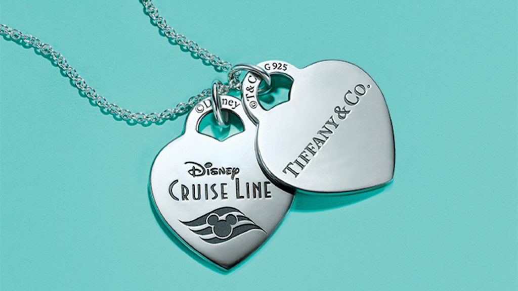 Disney Cruise Line necklace by Tiffany & Co.