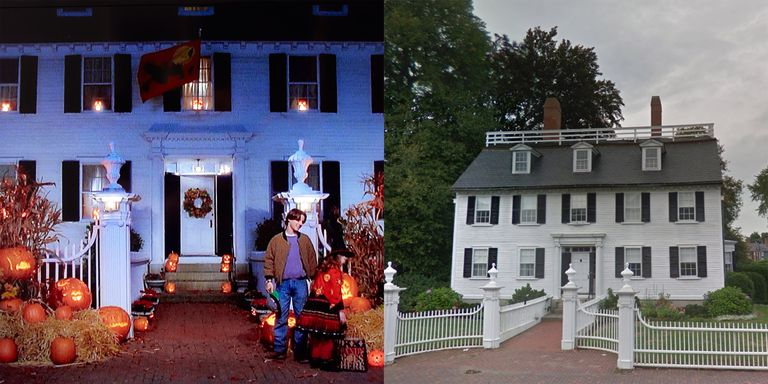 I Put a Spell on You.... A Look at All the Places Where 'Hocus Pocus' Was Filmed 26 Years Ago 2