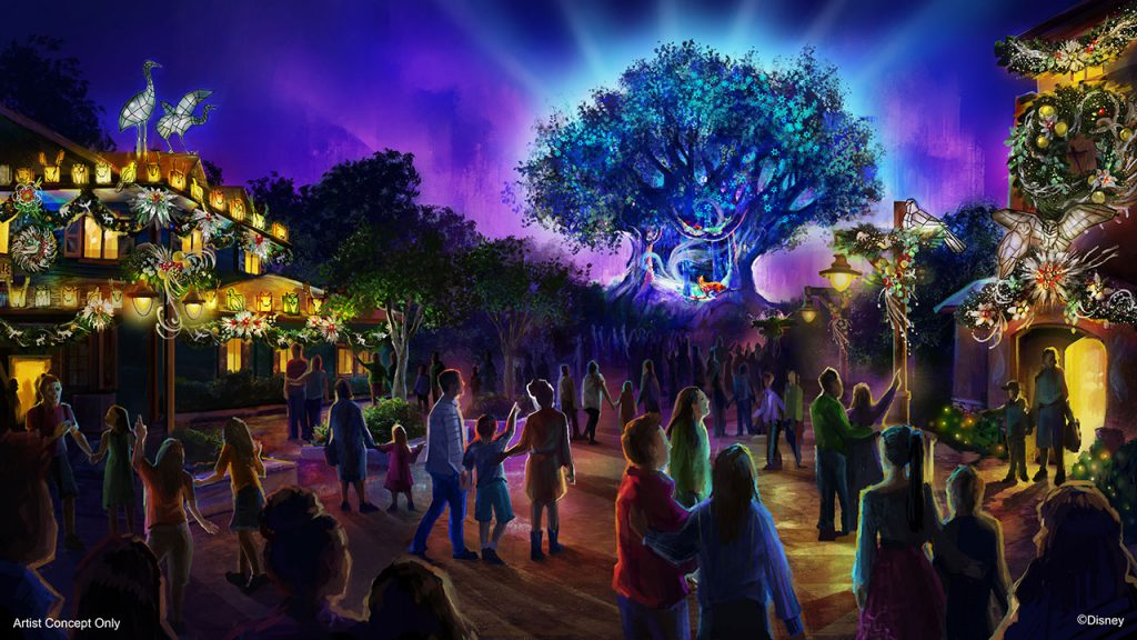 EARLY LOOK: Magical Holiday Happenings at All Four Walt Disney World Resort Theme Parks, Disney Springs in 2019 2