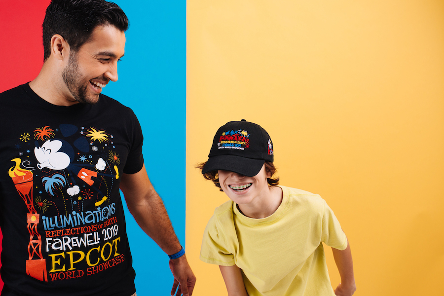 First Look: New Merchandise Celebrates 'Illuminations: Reflections of Earth' at Epcot 1