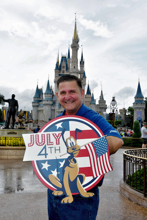 Celebrate Like it's 1776 with Limited-time Disney PhotoPass Opportunities Available Beginning July 3 at Magic Kingdom Park 4
