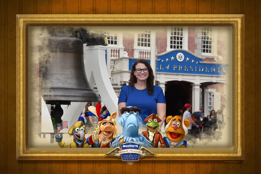 Celebrate Like it's 1776 with Limited-time Disney PhotoPass Opportunities Available Beginning July 3 at Magic Kingdom Park 5