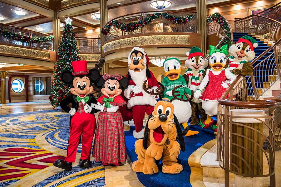 Just Announced: Disney Cruise Line Fall 2020 Itineraries Feature Fun and Festive Holiday Sailings 3