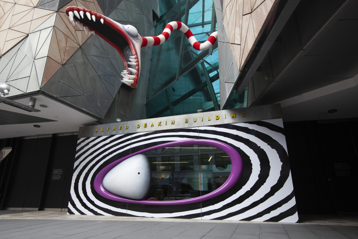 There's a new Tim Burton art exhibit heading to Las Vegas this Fall! 3