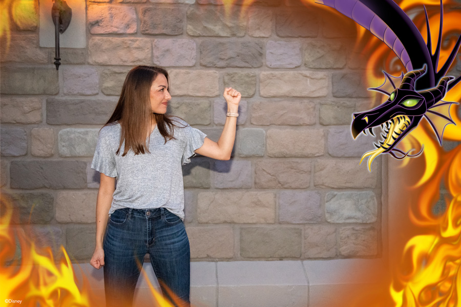 Spellbinding Magic Shots Available During Disney Villains After Hours at Magic Kingdom Park 3