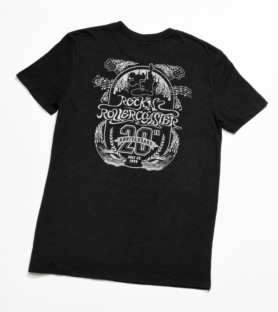 First Look: Rock Out With New Rock 'N' Roller Coaster 20th Anniversary Merchandise 2