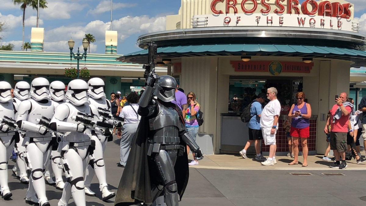 March of the First Order to be Ending on July 6 at Hollywood Studios 4