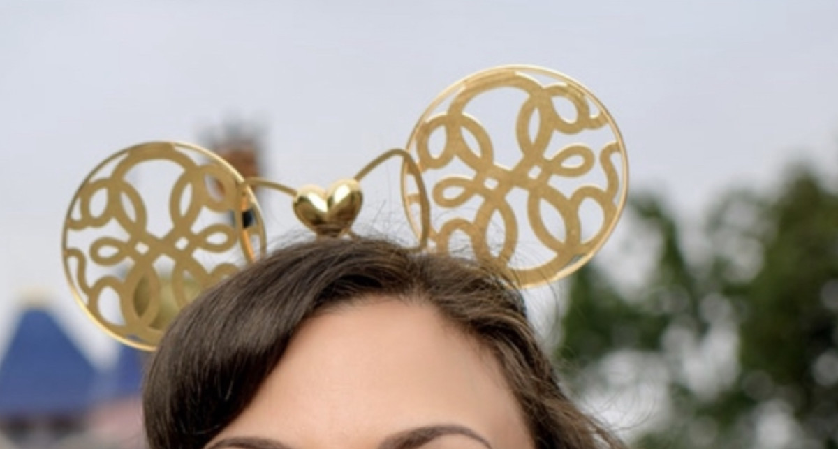 New designer Alex and Ani Golden Minnie ears coming soon! #disneystyle 18