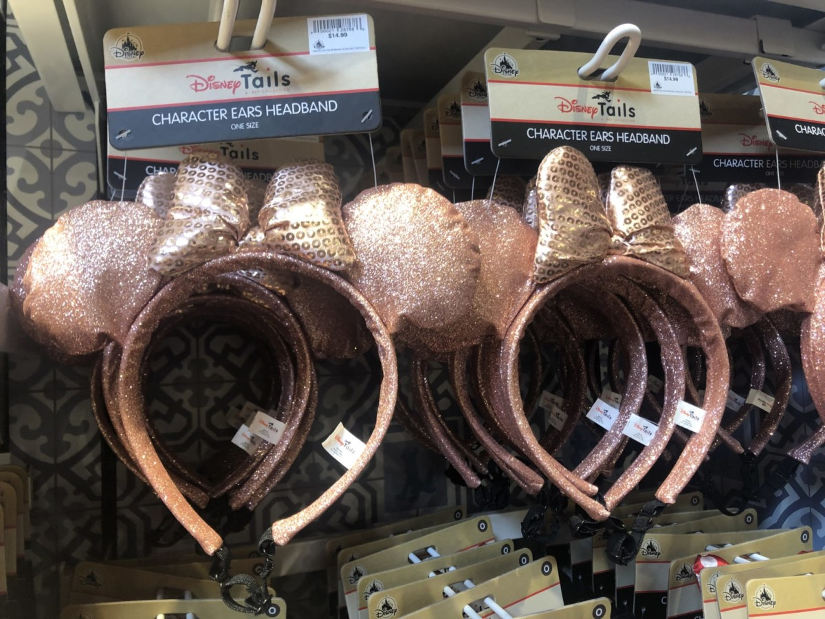 Briar Rose Gold Mouse Ears for your Pets! 21