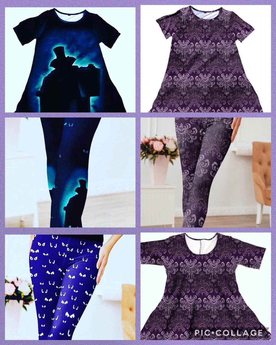 NEW Haunted Mansion, Disney Villains and MORE from LPA! #DisneyStyle 3