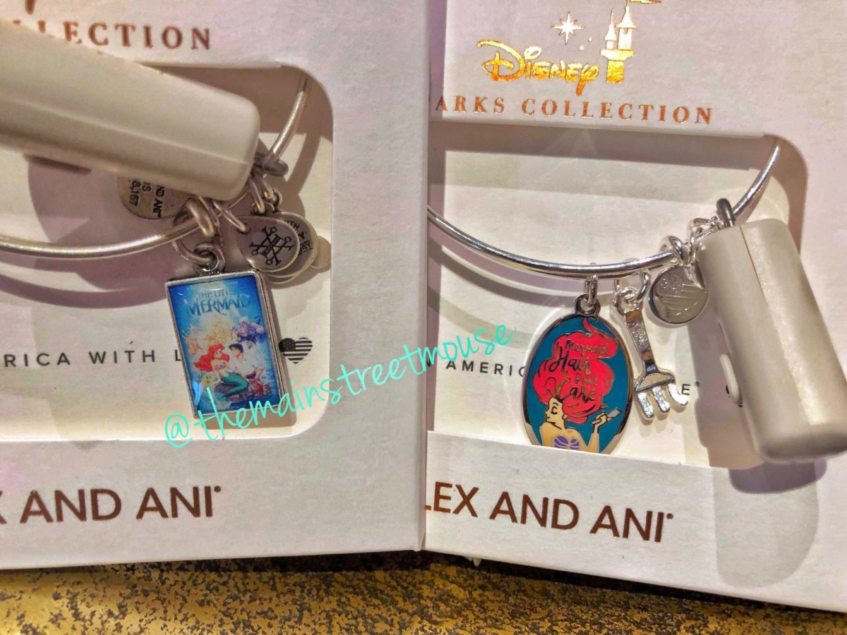 New Little Mermaid Alex & Ani Bracelets #disneystyle 15