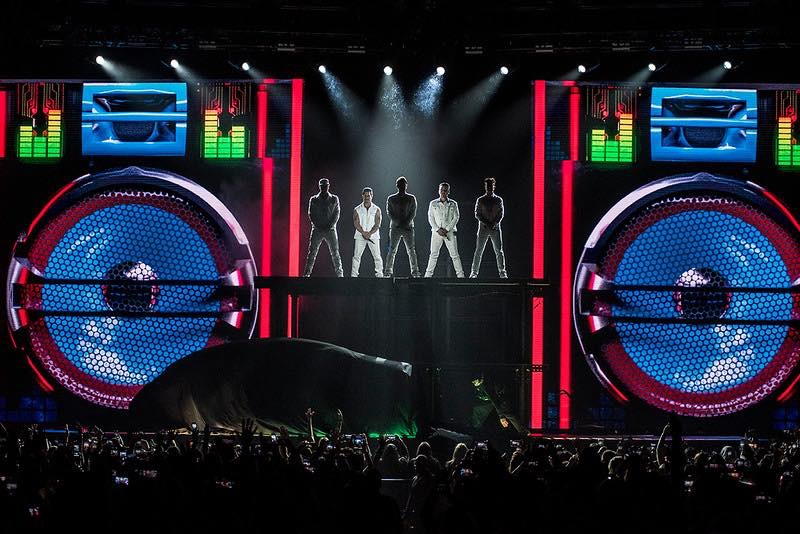 NKOTB Mixtape Tour Hits Orlando Tomorrow Night 1